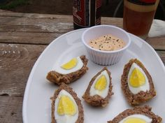 Scotch Egg Appetizers