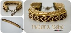 Pulseiras da amizade ♥ Friendship bracelet ♥ Bracelet d'amitié ♥