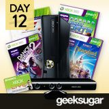 15 Days of Holiday Giveaways, Day 12: Win an Xbox 360 Kinect Prize Package