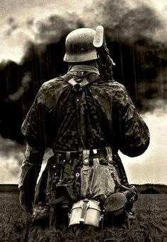 Soldier WW2