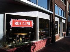 Dishin' Out Durham | Rue Cler