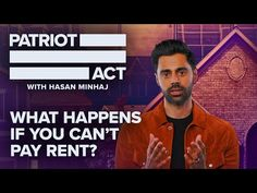 What Happens If You Can't Pay Rent? | Patriot Act with Hasan Minhaj | Netflix - YouTube