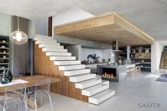 Glen 2961 House by SAOTA in collaboration with Three 14 Architects