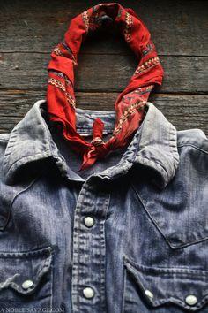 62 Best B A N D A N A images   Scarf head, Man fashion, Style ... f204e22287a