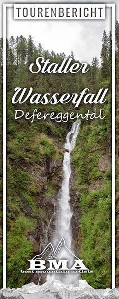 Rundweg Staller Wasserfall - Defereggental | Wandern Osttirol Best Mountain, Country Roads, Outdoor, Artist, Trips, Slovenia, Hiking Trails, Waterfall, Tours