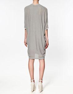 JAPANESE SLEEVE TUNIC - Dresses - Woman - ZARA Philippines