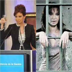 Por Miguel Galeano: El imaginario popular divido entre el retorno de Cristina Presa o Cristina Candidata
