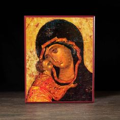 "Theotokos ""Tenderness"" (XVc) Icon - T126 - Legacy Icons"