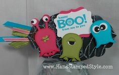 Hand Stamped Style: Owl Punch Art - Gouhls and Goblins Owl Crafts, Paper Crafts, Paper Paper, Owl Punch Cards, Paper Punch Art, Owl Card, Monster Cards, Kids Cards, Cards Diy