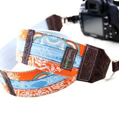 "More of this beautiful ""Louie"" Camera Strap"