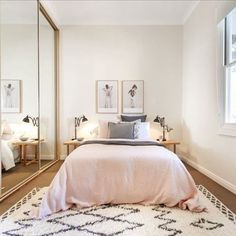 There is a trend of building smaller homes. And aside from the master bedroom, secondary bedrooms are also getting the down-scaling treatment. But the downsizing lifestyle has also trimmed away much of the personal stuff that would have cramped the modern bedrooms. Here are 50 awesome small