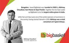 An Entrepreneurial Journey Of Abhinay Choudhari, CoFounder of Bigbasket Digital Marketing Strategy, Digital Marketing Services, Communication Design, Co Founder, Design Agency, Ecommerce, Seo, Web Design, Journey