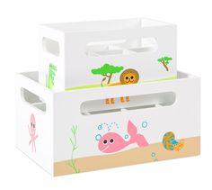 Cute storage crates Storage Crates, Toy Storage, Storage Chest, Toy Chest, Toys, Cute, Furniture, Home Decor, Activity Toys