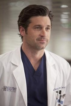 "I got Dr. Derek Shepherd! Which Dead ""Grey's Anatomy"" Character Are You?"