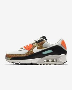 Sko Nike Air Max 90. Nike SE Nike Air Max, Air Max 90, Air Max Sneakers, Sneakers Nike, Baskets, Comfy Shoes, Beret, Passion For Fashion, Nike Shoes