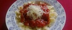Těstoviny s kečupem Cabbage, Beef, Vegetables, Food, Meat, Essen, Cabbages, Vegetable Recipes, Meals