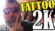 Tatuagem Leão no dedo 🐻 Lion Tattoo on finger
