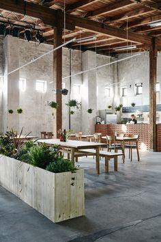 Helsinki / Wild Herb Cafe par Joanna Laajisto /