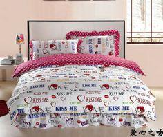 kiss comforter | kiss comforter