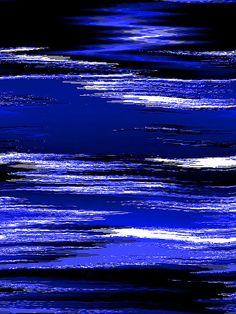 MoveOnArt! BluePeacePrayerWaves by Artist Musician Jacob Kane Kanduch -- OmNEtra
