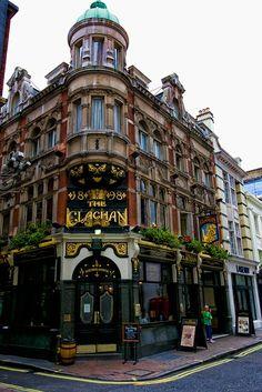 The Clachan Pub in Soho, London