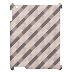 Ipad Mini Case Bauhaus-inspired geometric pattern pale colours 43,95€ #giftsforher #retro #casual #elegant