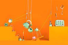 Still Life #Machine #Orange