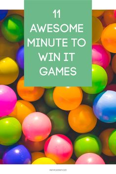 11 Epic Minute to Win It Games for your next party. 11 Epic Minute to Win It Games for your next party.,Minute to Win It Games 11 Epic Minute to Win It Games for. Family Party Games, Adult Party Games, Birthday Party Games, Family Game Night, Home Party Games, Carnival Birthday, Group Games, Birthday Ideas, Home Games For Kids