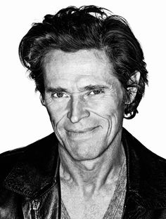 William Dafoe (1955) - American actor (film, stage and voice) - Photo by Rainer Hosch