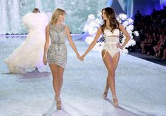 If you didn't know yet Taylor Swift is performing for this years #VSFashionShow  & She looks amazing! The tapping was last night, be sure to tune in Dec 10th 10pm ET on CBS!