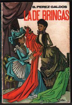 De la amplia producción novelesca de Benito Pérez Galdós (1843-1920), la crítica ha destacado en numerosas ocasiones La de Bringas (1884) como su mejor libro. La historia, centrada en Madrid, es una novela sobre la ambición y el poder en una sociedad basada en el fraude y el engaño. (La casa del libro)