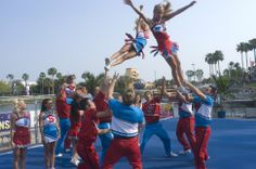 Bring It On In It To Win It (2007) | Comedy ~ Sport | To be the best two rival teams will have to come together & bring it on