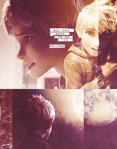 ★ Jack ~ Believe ☆  - jack-frost-rise-of-the-guardians Fan Art