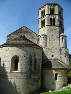 Publicamos la iglesia de Sant Pere de Galligants.  #historia #turismo http://www.rutasconhistoria.es/loc/sant-pere-de-galligants