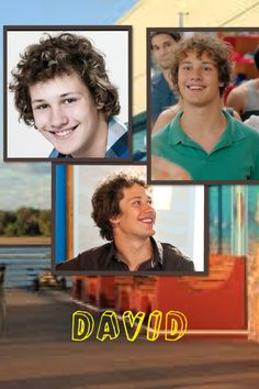 David from Mako Mermaids  I do not own any of these images