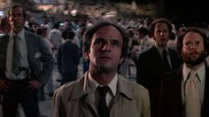 """Claude Lacombe (François Truffaut) to Roy Neary (Richard Dreyfuss): """"I envy you."""" -- from Close Encounters of the Third Kind (1977) directed by Steven Spielberg"""