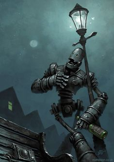 Robot Image brought to you courtesy of www.robotradio.com   An Alien Gift to Mankind.