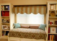Office/Dressing Room Ideas on Pinterest - Combination Home Office And Guest Room