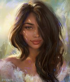 Want to discover art related to portrait? Check out inspiring examples of portrait artwork on DeviantArt, and get inspired by our community of talented artists. Digital Art Girl, Digital Portrait, Portrait Art, Portraits, Performance Artistique, Posca Art, Drawn Art, Art Inspo, Amazing Art