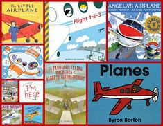 Airplane Books, Games, Activities and More!