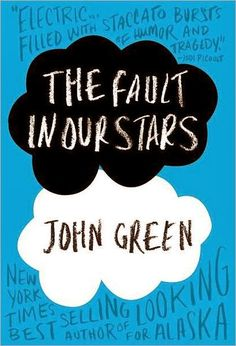 The Fault In Our Stars - John Green - Blogger Book Club March