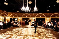 Photo by Jasmine Wang Photography. Love the dance floor and one of my favorite venues casa real ruby hill