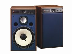 JBL Studio Monitor 4319 Speakers