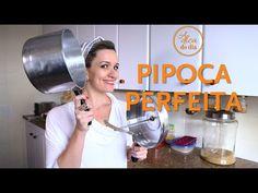 Como fazer - Pipoca perfeita