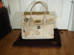 Mulberry Bayswater Patchwork Handbag Limited edition | eBay Cotton Bag, I Fall In Love, Auction, Handbags, Best Deals, Ebay, Scrappy Quilts, Totes, Purse