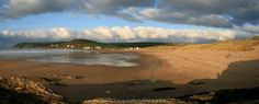 Croyde Bay in North Devon, a special place.