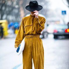 Matches Fashion mustard
