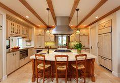 Olivetas | La Jolla - traditional - Kitchen - San Diego - Tim Nelson | Willis Allen Real Estate