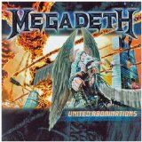 United Abominations (Audio CD)By Megadeth