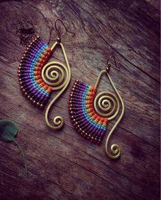 current Absolutely Free Macrame earrings hippie chic Thoughts Most current Absolutely Free Macrame earrings hippie chic Thoughts Macrame EarringsMacrame Bohemian Earrings Tribal macrame Macrame Jewelry, Wire Jewelry, Boho Jewelry, Jewelry Accessories, Jewellery, Jewelry Design, Beaded Earrings, Crochet Earrings, Earrings Handmade